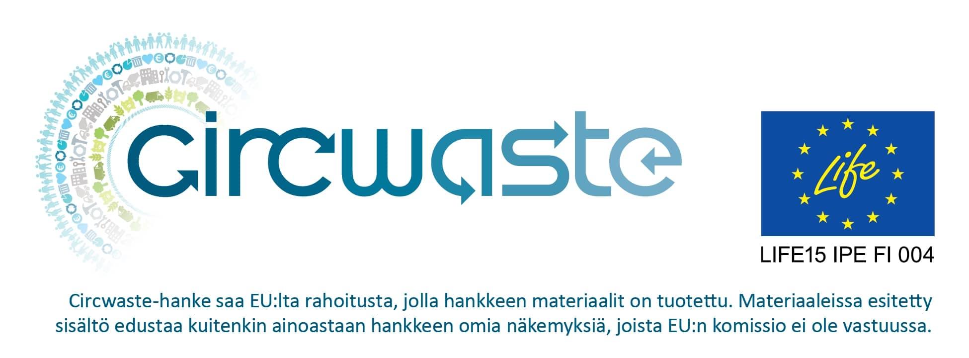 Kuva: Hankkeen logo
