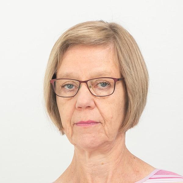 Arja Orell-Kauppinen